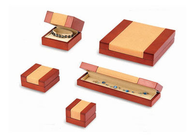 Professional Redearring Organiser Box , High - Grade Rectangle  Fancy Gift Boxes